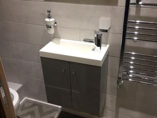 New Bathroom Refurbishment!