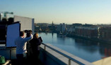 Shooting for MVP on the Roof of Facebook