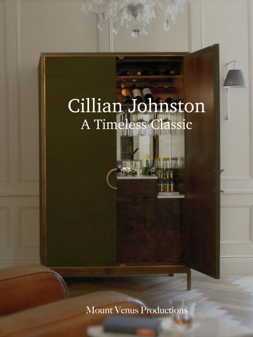 Cillian Johnston A Timeless Classic