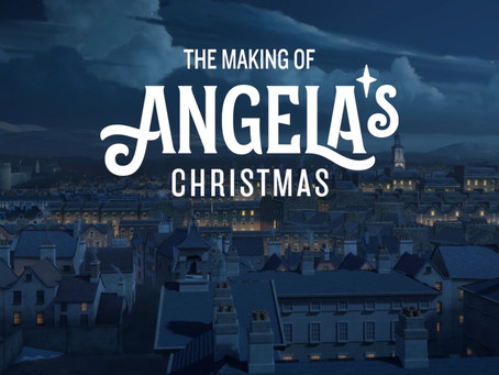 The Making of Angela's Christmas is on RTÉ 2 this Christmas.