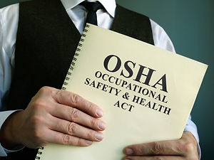 OSHA Occupational Safety & Health Act in