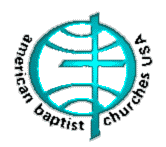 American Baptst Churches USA Logo