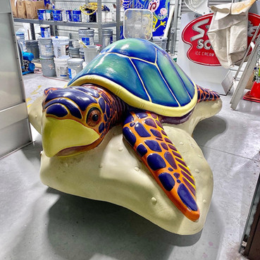Turtle Prop - Give Kids The World Village