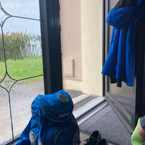 Back to school: Leaving the home on time