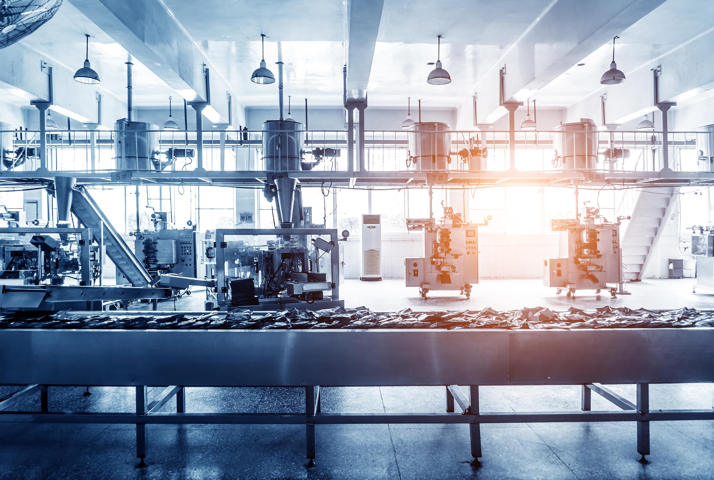 Aménagement en industriel