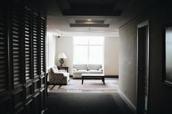 Chambre d'hôtel (vue d'ensemble)