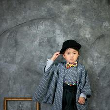 麻の葉(5歳男の子)