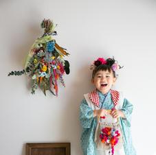 モロッカン(3歳女の子)