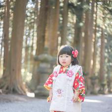 椿(3歳女の子)
