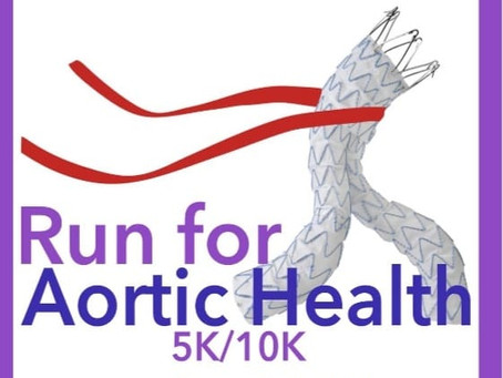 Run for Aortic Health created by Carmen David September 26th at 8:30am EST