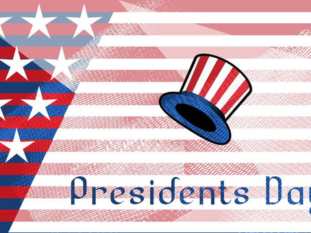 It's President's Day!