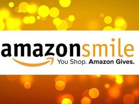 It's Smile Amazon Sunday!