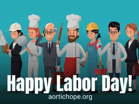It's Labor Day!