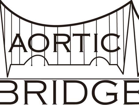Aortic Bridge Walk for Aortic Disease Awareness September 18th at 11:30am EST