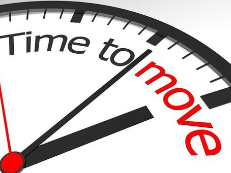 It's Movement Monday!