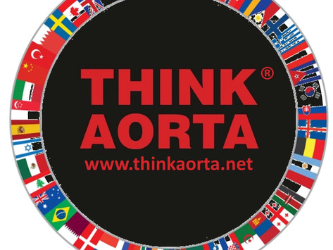 Global THINK AORTA Meet-Up for Aortic Disease Awareness on September 19th at 11am EST