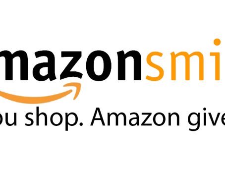 It's Smile Amazon Sunday!