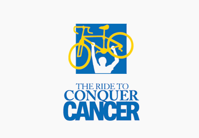 The ride to conqupr cancer