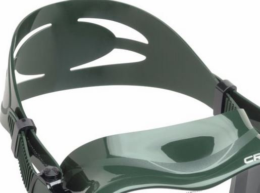 Cressi F1 Frameless Replacement Mask Strap