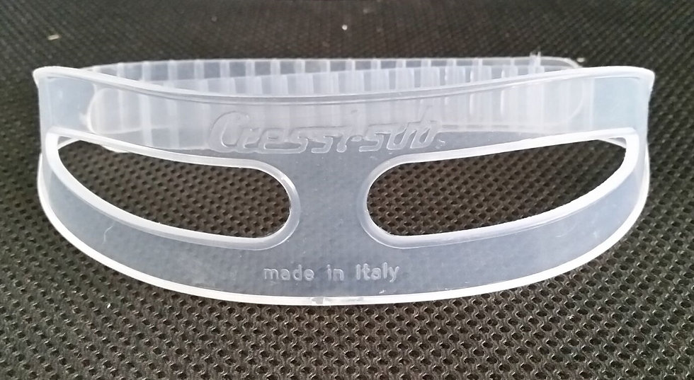 Cressi Replacement Mask Strap for Linea Mare