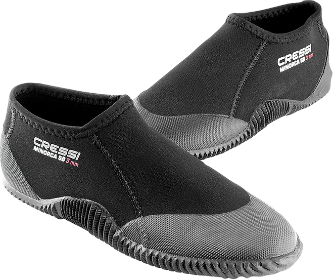 Cressi Minorca 3mm Short Boots