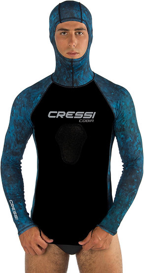 Cressi Cobia Rash Guard With Hood