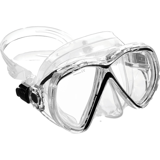 Cressi Okinawa Mask (Clear)