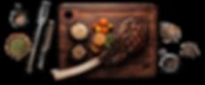 Raging Bull Tomahawk Steak