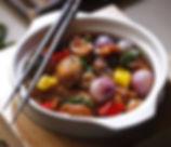 canton road, cantonese, huaiyang, chinese cuisine, chinese food, chicken, shallot, black, sauce, simmered, shang, shangrila, shangri-la, the fort, bgc, manila, stylized, presentation, signature dish, Wei Qing Wang