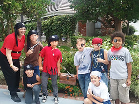 APS Home School TT Pirates