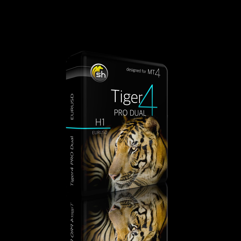 Tiger4 PRO Dual