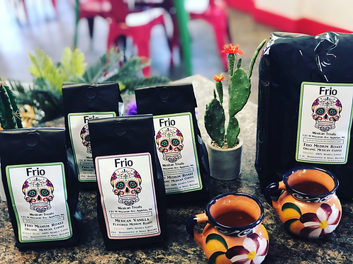 Organic Mexican Coffee