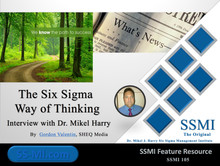 The Six Sigma Way of Thinking