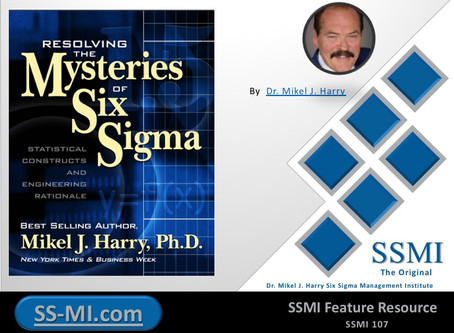 Resolving the Mysteries of Six Sigma: Statistical Constructs and Engineering Rationale