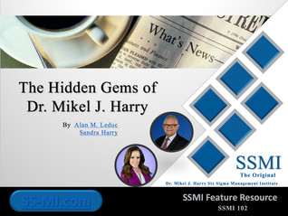 The Hidden Gems of Dr. Mikel J. Harry The Story of MindPro and The Great Discovery