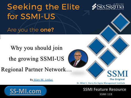 Why you should join the growing SSMI-US Regional Partner Network…
