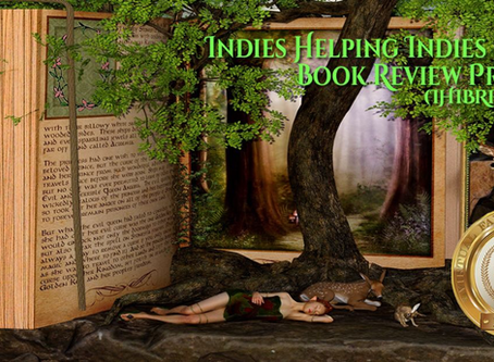 Announcing Our Indies Helping Indies Book Review Project (#IHIBRP) Round 27 Qualifiers!