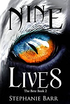 "5 Star IHIBRP Book Review: ""Nine Lives (The Bete Book 2)"" by Stephanie Barr"