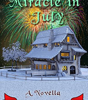 "5 Star IHIBRP Book Review: ""Christmas Miracle in July (Christmas Miracle Series Book 1)"" by R. M. Ga"