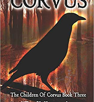 """Corvus (The Children Of Corvus Book 3)"" by L.E. Harrison - IHIBRP 5-Star Book Review"
