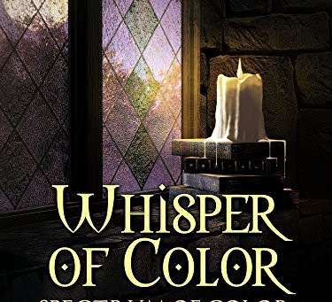 "5 Star IHIBRP Book Review: ""Whisper of Color: Spectrum of Color Book Three"" by S. K. Wee"