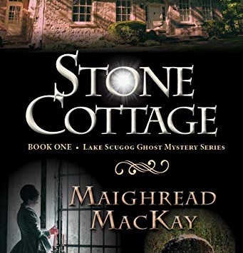 """""""Stone Cottage (Lake Scugog Ghost Mystery Book 1)"""" by Maighread MacKay - IHIBRP 5-Star Book Review"""