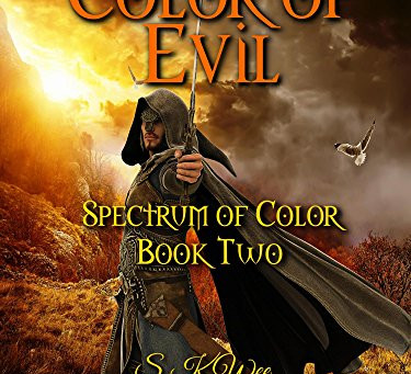 "5 Star IHIBRP Book Review: ""The Color of Evil: Spectrum of Color Book Two"" by S. K. Wee"