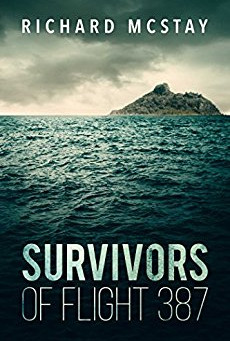 """4 Star IHIBRP Book Review: """"Survivors of Flight 387"""" by Richard McStay"""