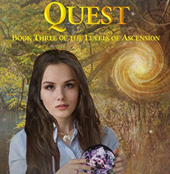 """""""Ascension Quest: Book Three of the Levels of Ascension"""" by Amy Proebstel - IHIBRP 4-Star Book Revie"""