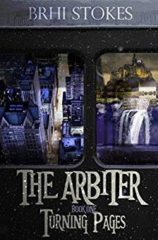 """Turning Pages (The Arbiter Book 1)"" by Brhi Stokes - IHIBRP 5-Star Book Review"