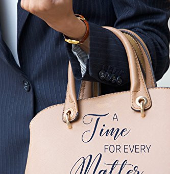 """A Time for Every Matter: A Christian Romantic Suspense Novel (An Offer of Grace Book 2)"""