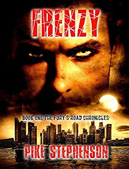 """4 Star IHIBRP Book Review: """"Frenzy"""" by Pike Stephenson"""
