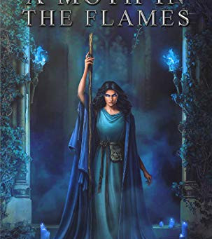 """A Moth in the Flames (Kingdom of Durundal Book 5)"" by SE Turner - IHIBRP 5-Star Book Review"