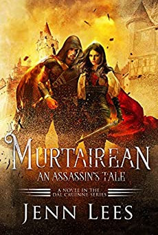 """Murtairean: An Assassin's Tale"" by Jenn Lees - IHIBRP 4-Star Book Review"